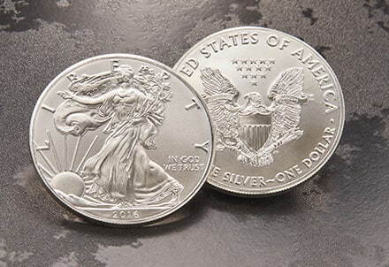 Silver American Eagle Coins for Sale